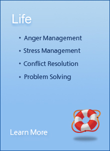 Anger Management Classes, Stress Management, Conflict Resolution, Problem Solving, Life Skills, Bill 168, Life Coaching